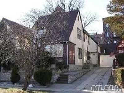 Flushing Multi Family Home For Sale: 36-24 169 St