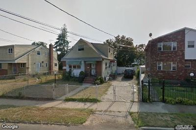 Jamaica Multi Family Home For Sale: 133-10 160 St