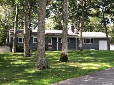 Hampton Bays Single Family Home For Sale