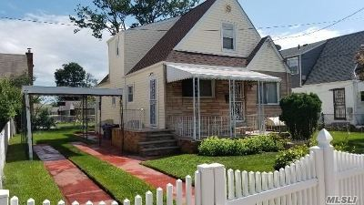 Jamaica Single Family Home For Sale: 154-14 129th Ave