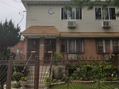 Jamaica Multi Family Home For Sale: 144-15 101st Ave