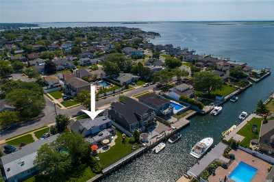 Massapequa Single Family Home For Sale: 29 Clearwater Ave