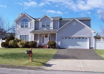 Selden Single Family Home For Sale: 31 Adamson St