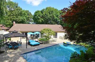 Dix Hills Single Family Home For Sale: 31 Long Acre Ln