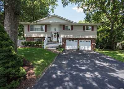 Sayville Single Family Home For Sale: 39 E Pearl Ct