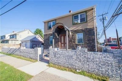 Hempstead Multi Family Home For Sale: 196 S Franklin St