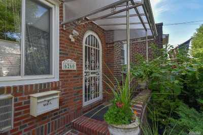 Middle Village Single Family Home For Sale: 62-60 83rd St