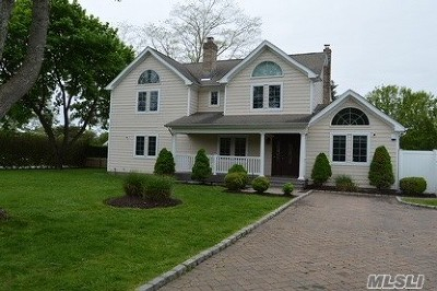 Westhampton Rental For Rent: 27 Tanners Neck Ln