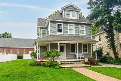 Bellmore Single Family Home For Sale: 202 Washington Ave