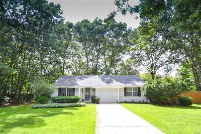 S. Setauket Single Family Home For Sale: 10 Cub Rd