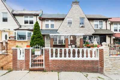 Single Family Home For Sale: 30-36 86th St