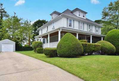 Rockville Centre Single Family Home For Sale: 45 Locust Ave