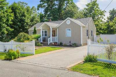 Dix Hills Single Family Home For Sale: 12 Prescott Ave