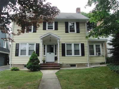 Huntington Rental For Rent: 130 Soundview Rd