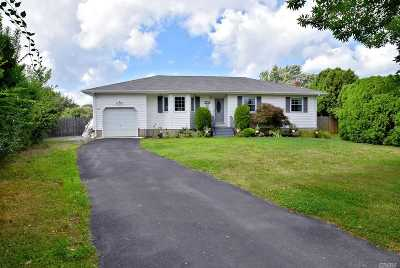 Calverton Single Family Home For Sale: 22 Kimberly Ct
