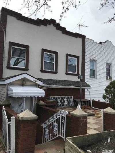 Brooklyn Multi Family Home For Sale: 660 E 84 St