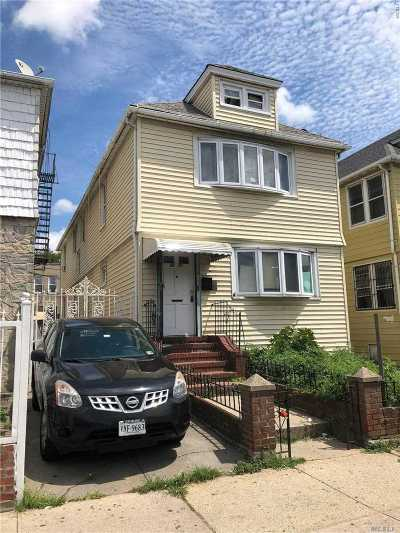 Jackson Heights Multi Family Home For Sale: 35-51 91st St