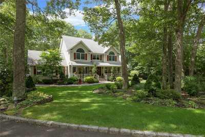 Manorville Single Family Home For Sale: 6 Doe Run