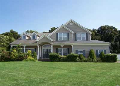 Middle Island Single Family Home For Sale: 4 James Way