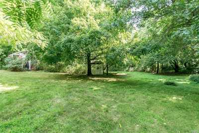 Dix Hills Residential Lots & Land For Sale: 160 Pidgeon Hill Rd