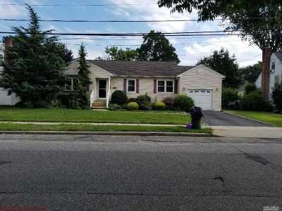 N. Bellmore Single Family Home For Sale: 2592 Grant Blvd