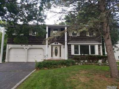 Nesconset Single Family Home For Sale: 195 Old Nichols Rd