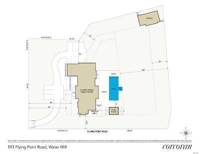 Water Mill Residential Lots & Land For Sale: 593 Flying Point Rd