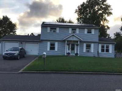 Centereach Single Family Home For Sale: 30 Marlin Rd