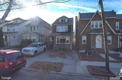 Flushing Single Family Home For Sale: 146-26 20th Rd