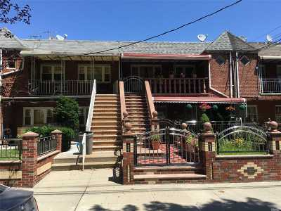 Brooklyn Multi Family Home For Sale: 987 E 77 St