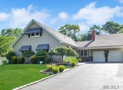 Hauppauge NY Single Family Home For Sale: $679,000
