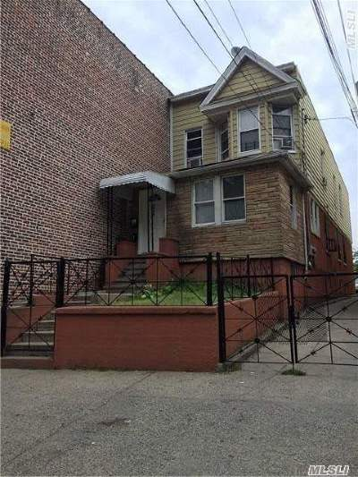 Jackson Heights Multi Family Home For Sale: 33-25 Junction Blvd