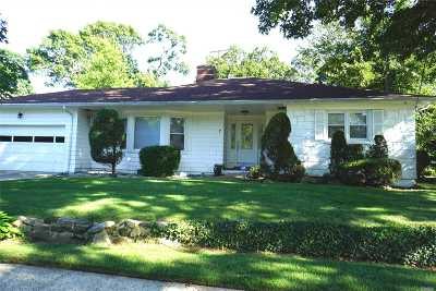 Freeport Single Family Home For Sale: 7 Willowbrook Ln