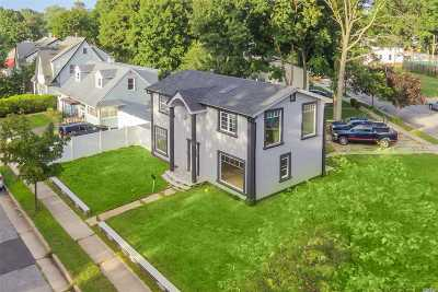Hempstead Single Family Home For Sale: 18 Harriet Ave