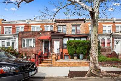 Brooklyn Multi Family Home For Sale: 771 New Jersey Ave