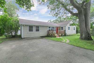 Farmingville Single Family Home For Sale: 28 Rexmere Ave