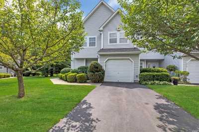 Setauket NY Condo/Townhouse For Sale: $549,900