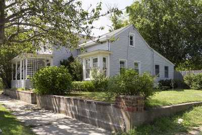 Greenport Single Family Home For Sale: 218 South St