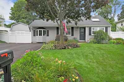 Pt.jefferson Sta Single Family Home For Sale: 51 Huron St