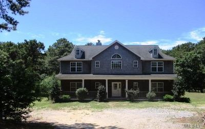 Southampton Single Family Home For Sale: 14 Bathing Beach Rd