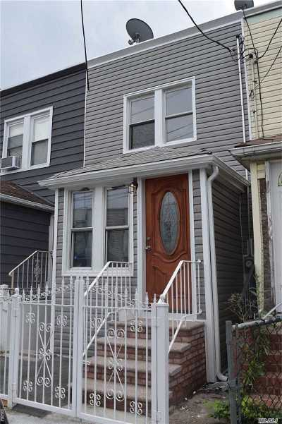 Jamaica Single Family Home For Sale: 118-42 154th St