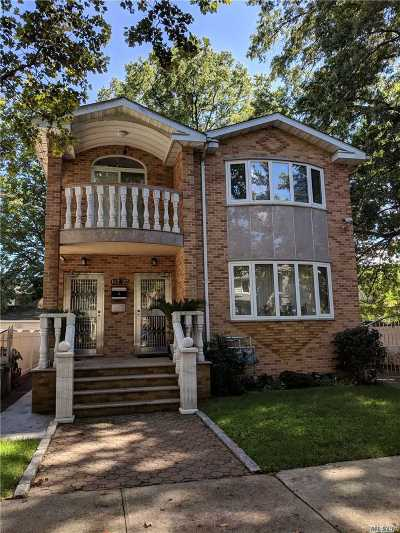 Fresh Meadows Multi Family Home For Sale: 162-22 75 Ave