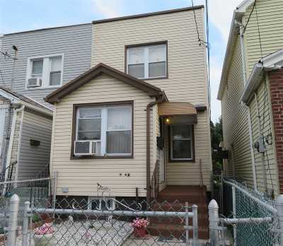 Ozone Park Single Family Home For Sale: 84-12a 108 Ave