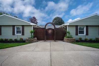 S. Setauket Single Family Home For Sale: 32 Segatogue Ln