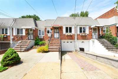 Middle Village Single Family Home For Sale: 62-20 Mount Olivet Cres