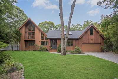 Hampton Bays Single Family Home For Sale: 5 Oak Ln