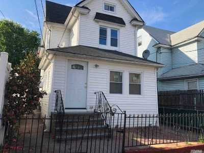 Jamaica Single Family Home For Sale: 164-11 108th Ave