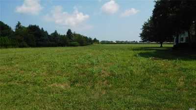 Jamesport Residential Lots & Land For Sale: 66 Pier Ave