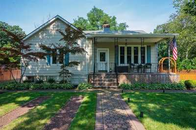 Rocky Point Single Family Home For Sale: 54 Woodlawn Rd