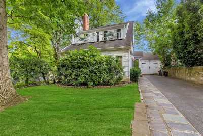 Douglaston Single Family Home For Sale: 326 Forest Rd